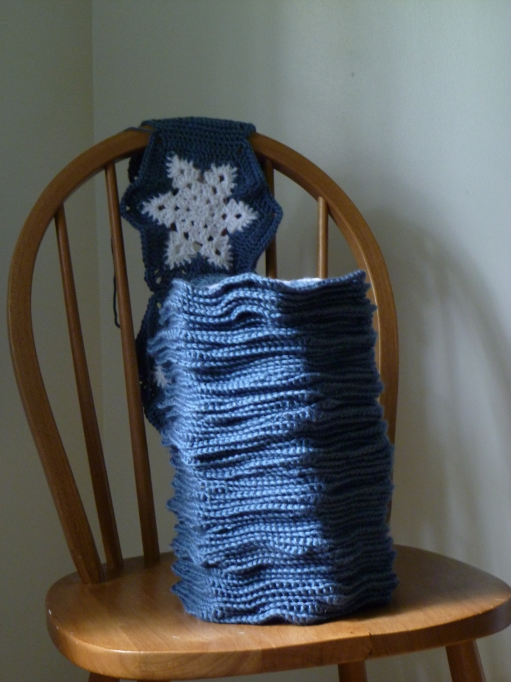 The Snowflake Afghan Process (9)