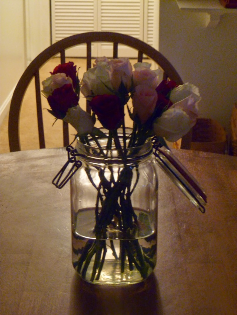 Valentine's Day Roses from Ray.JPG
